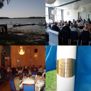 fyra bilder från årsmötet 2008