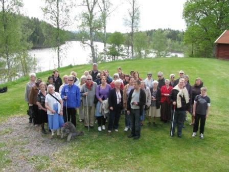 Gruppbild från Ramnäs