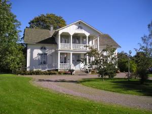 Bild på Sörgården